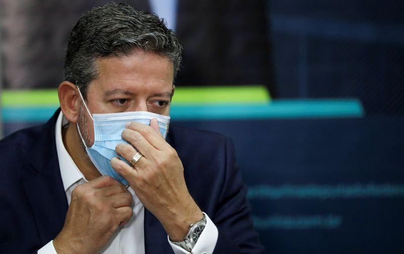 """Lira diz que reação do mercado sobre Petrobras é """"bolha histérica"""" e precisa ser sanada"""
