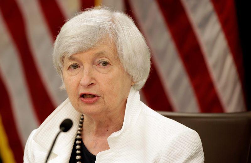 Yellen defende nova alocação de moeda do FMI para ajudar países pobres
