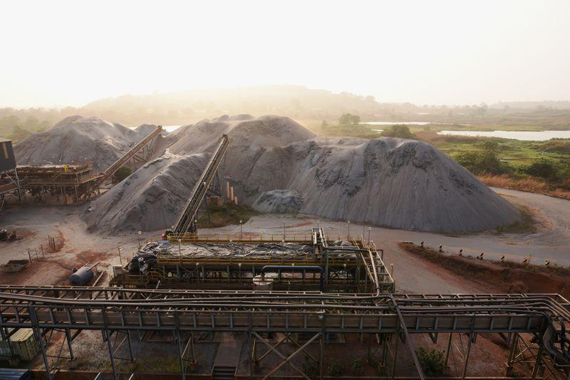 Minério de ferro sobe na China pela 4ª semana seguida