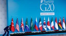 G20 promete evitar fim prematuro para estímulo fiscal e monetário