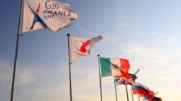 G20 promete não reduzir estímulos econômicos e espera acordo de tributação até o verão