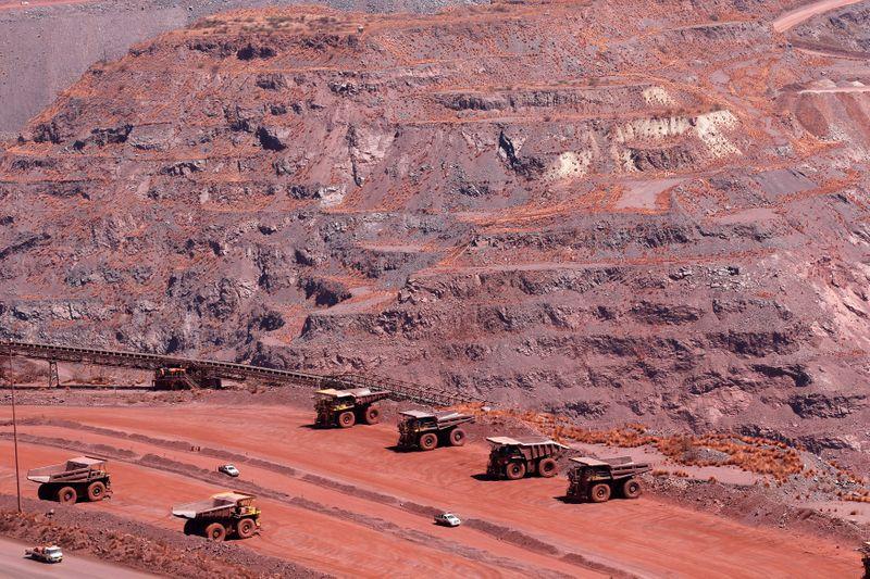 Minério de ferro tem 2ª maior queda semanal no ano por repressão à poluição na China
