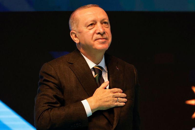 Erdogan diz que volatilidade do mercado não reflete realidade econômica da Turquia