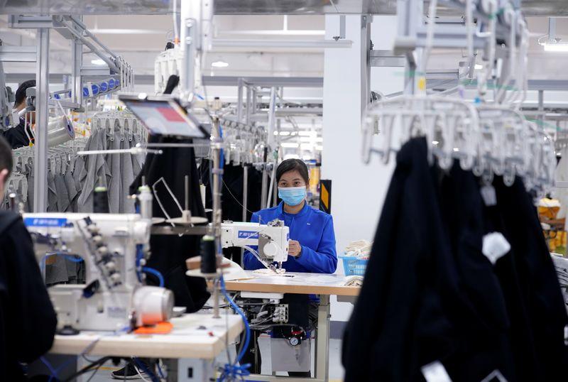 Recuperação do setor de serviços da China acelera em março, mostra PMI do Caixin