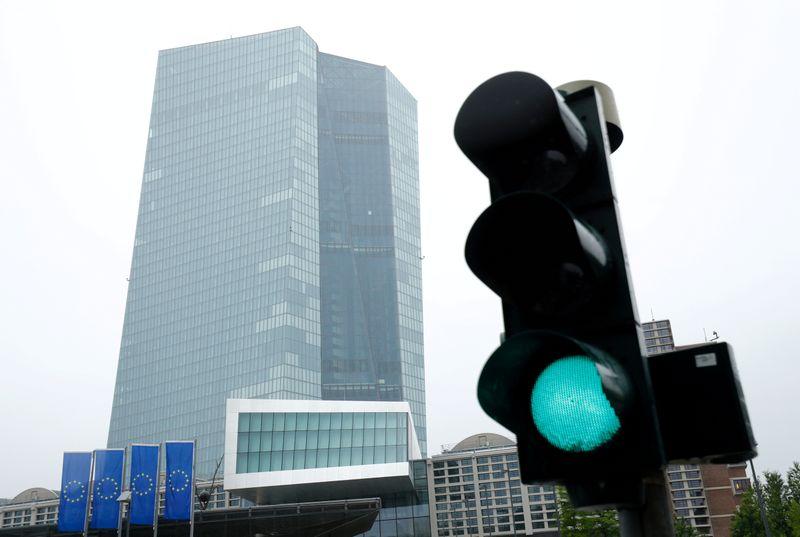 BCE vê espaço para reduzir compras de títulos após alta no 2º tri, mostra ata
