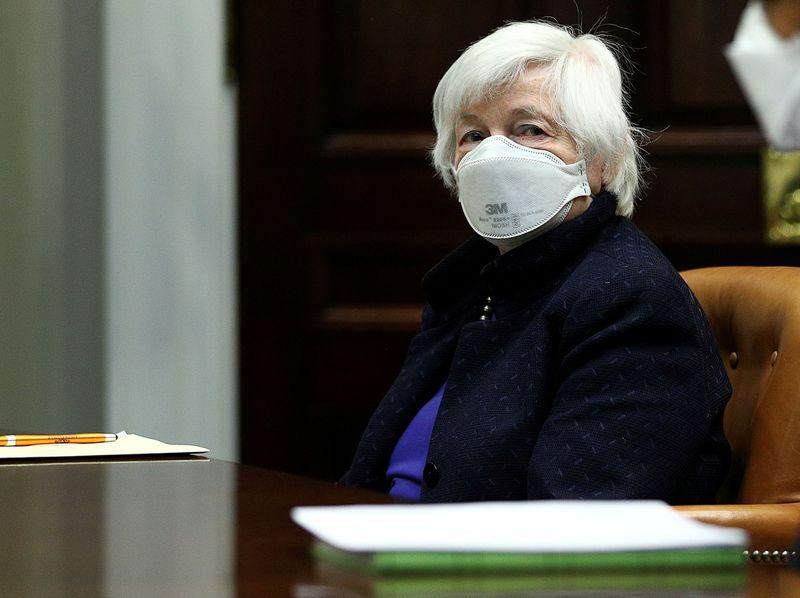 Yellen diz que grandes economias deveriam gastar mais para garantir recuperação robusta