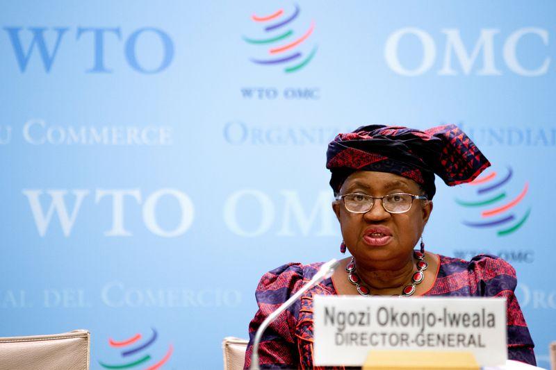 Diretora da OMC diz que comércio está resiliente e pode ajudar recuperação