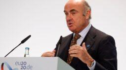 BCE vai agir sobre altas injustificadas nos custos de empréstimos, diz vice-presidente