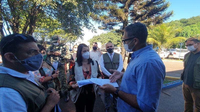 Prefeitura de Itaguaí interdita terminal de exportação de minério de ferro da CSN