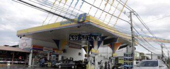 Preços de diesel, gasolina e etanol têm 4ª semana de queda nos postos, diz ANP