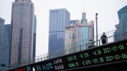 Veículos a nova energia e fluxo externo elevam mercado acionário da China