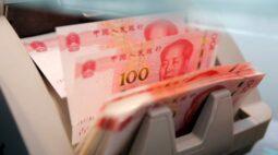China deixa taxa referencial de empréstimos estável pelo 12º mês consecutivo