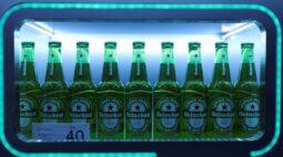 Aumento vendas de cerveja da Heineken na África e na Ásia compensa queda na Europa