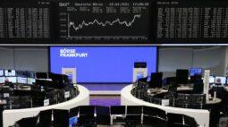 Balanços sólidos impulsionam ações europeias após BCE manter política monetária inalterada