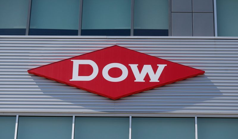 Lucro da Dow dispara com alta nos preços após tempestade de gelo no Texas