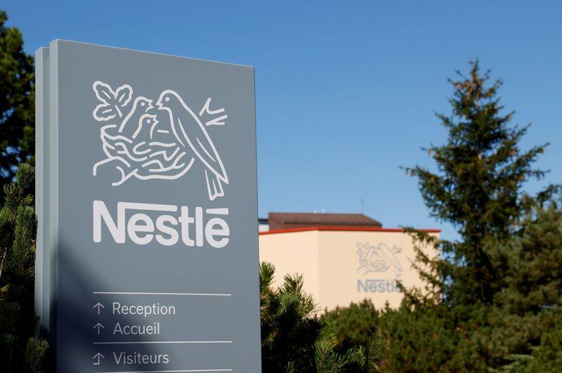 Nestlé tem resultado trimestral mais forte em uma década