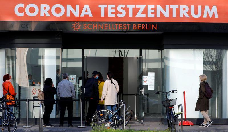 EXCLUSIVO-Governo alemão revisa previsão de crescimento para 2021 após trimestre forte, diz fonte