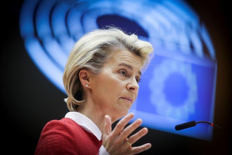 """Plano de recuperação é """"oportunidade do século"""" para UE, diz presidente da Comissão"""