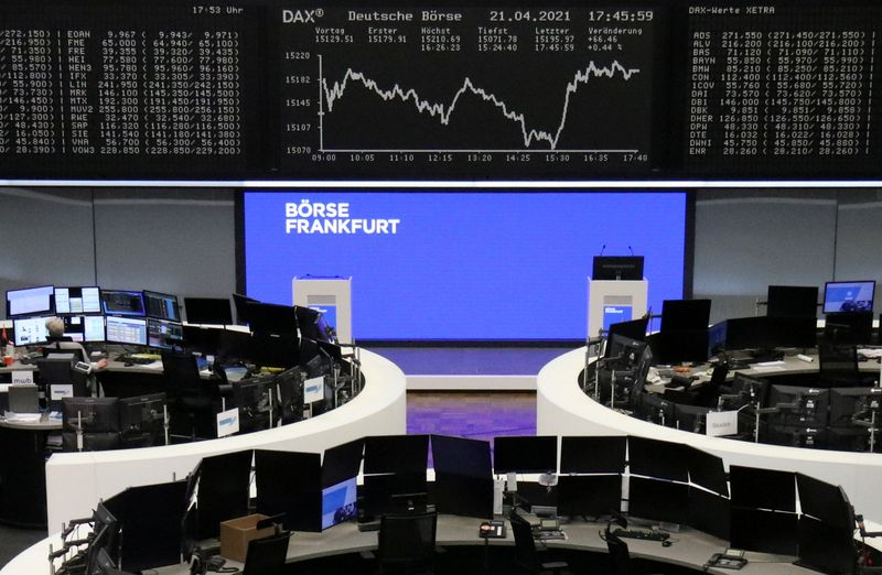 Mercado acionário europeu têm queda após UBS revelar impacto por Archegos; ações de viagens se destacam