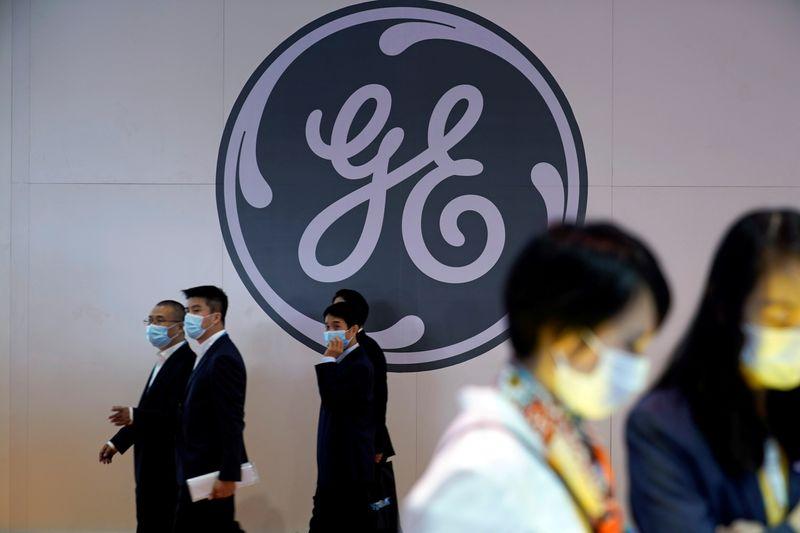 General Electric tem menor saída de caixa e confirma previsões para 2021