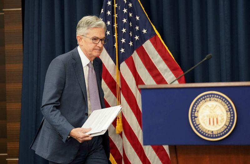 """Powell quer """"série"""" de fortes relatórios de emprego antes de Fed avaliar redução de estímulo"""