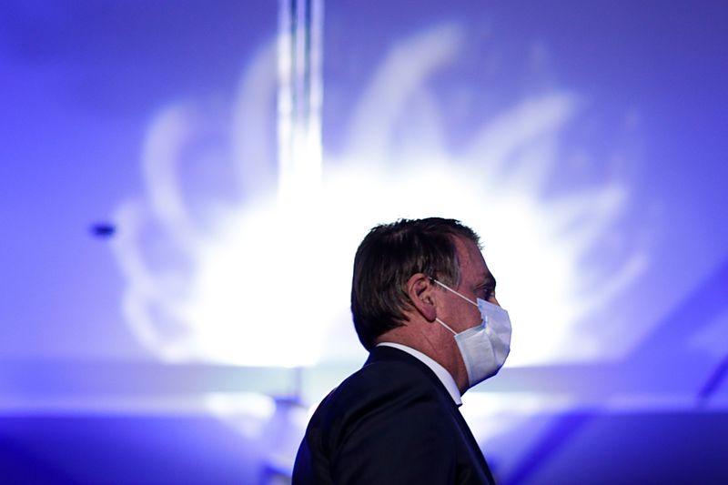 Leilão da Cedae é momento que marca história e economia do Brasil, diz Bolsonaro