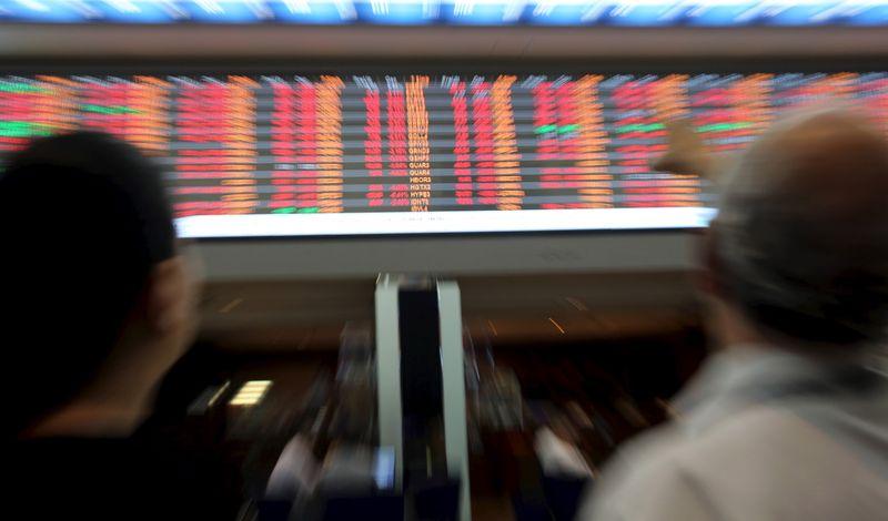 Ibovespa avança apoiado em bancos antes de balanços de Itaú e Bradesco