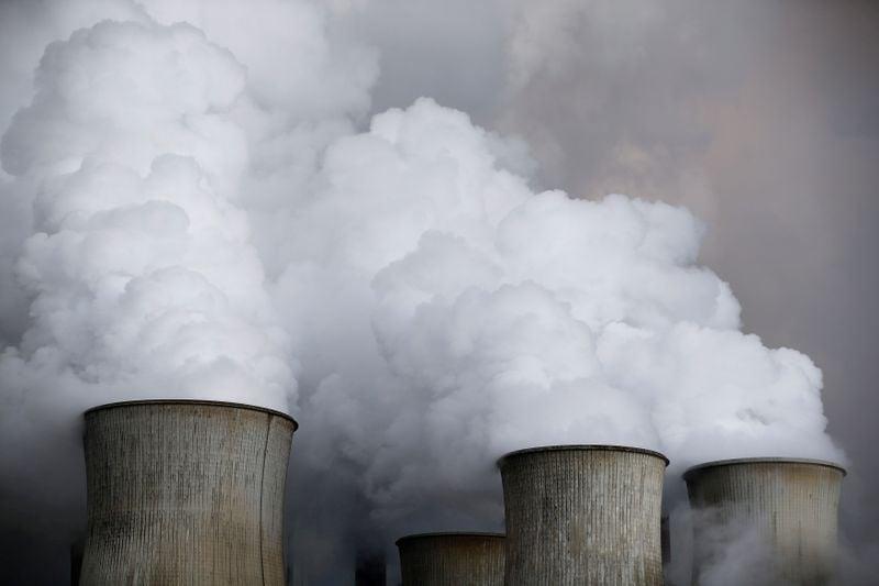 Preço do carbono na UE atinge recorde acima de 50 euros por tonelada