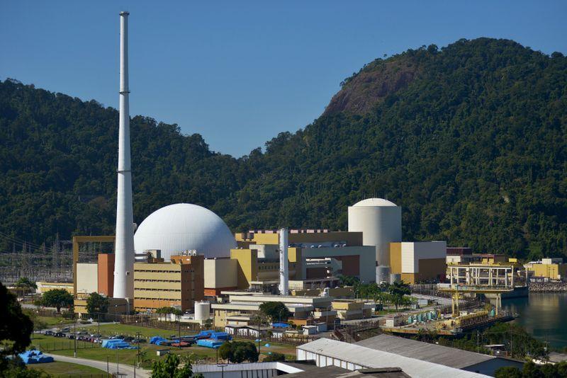 Eletrobras pode manter fatia na Eletronuclear após privatização, diz CFO