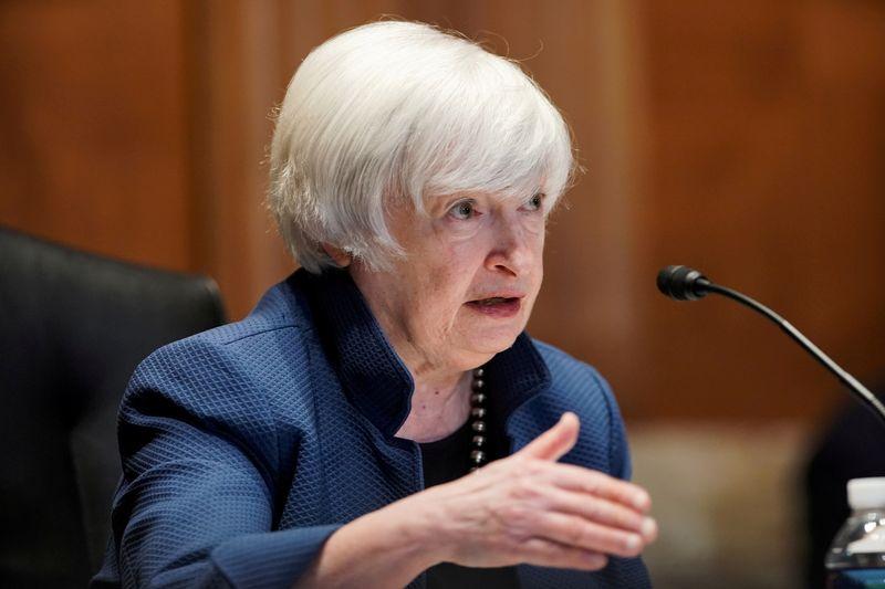 Mudança na taxação de multinacionais não deve sair até 2022, diz Yellen