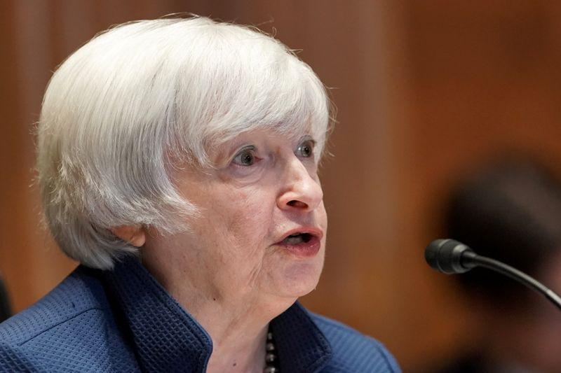 Yellen pede que UE apoie acordo tributário global e mantenha ajuda fiscal