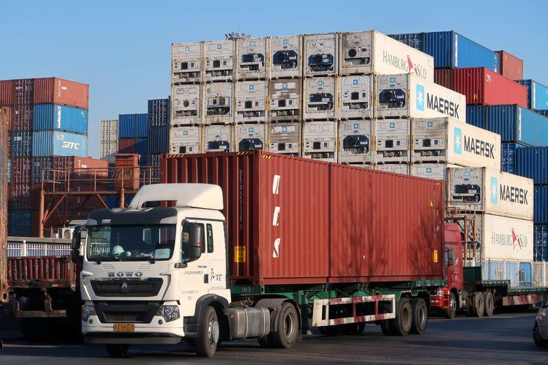 Crescimento das exportações da China acelera em junho e fica acima da expectativa
