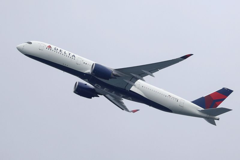 Delta Air Lines volta ao lucro com recuperação do setor aéreo dos EUA
