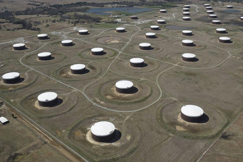 Estoques de petróleo dos EUA avançam pela primeira vez desde maio com aumento de importação, diz AIE