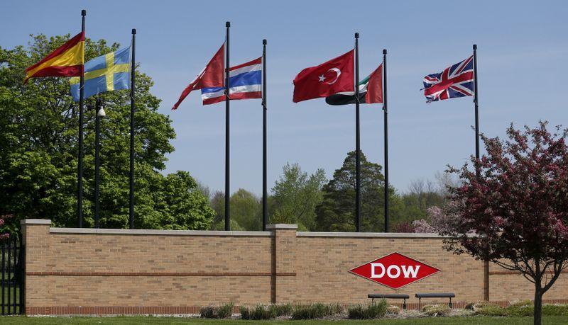 Dow faz previsão de vendas otimista com demanda por reabertura de economias