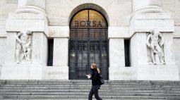 BOLSA EUROPA- Ações recuam de máximas; Prosus atinge mínima em 1 ano