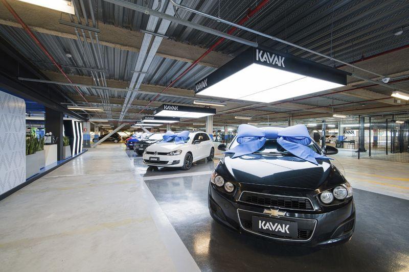 Plataforma de carros usados Kavak estreia no Brasil com investimento de R$2,5 bi