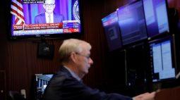 BOLSA EUA-S&P 500 fecha perto da estabilidade após falas de Powell