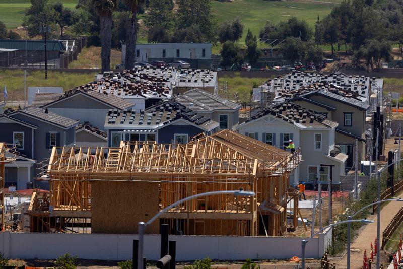 Gastos com construção nos EUA têm leve alta em junho