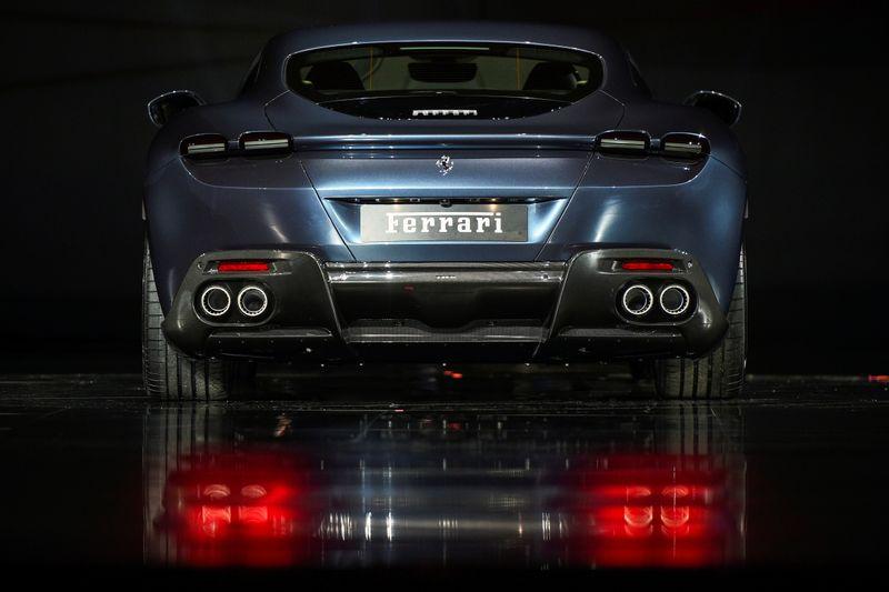 Chefe da Ferrari diz não temer futuro com carros elétricos