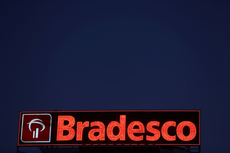 Bradesco tem lucro maior no 2º tri com queda de provisões