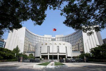 China deve manter taxa referencial de juros em setembro
