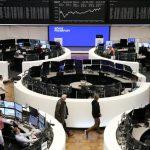 Ações europeias sobem por alívio com Evergrande e antes de Fed
