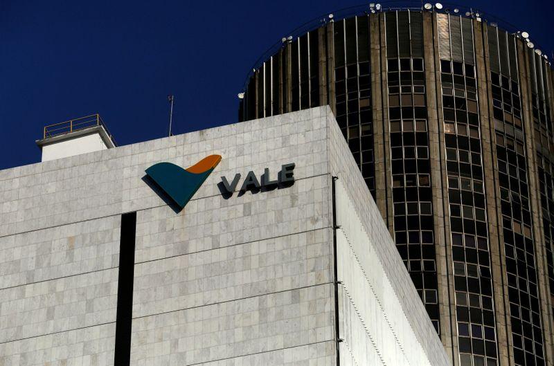 Vale pagará R$8,19 por ação em dividendos em 30 de setembro