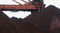 Carvão metalúrgico atinge máxima de 2 semanas com temores sobre oferta na China