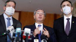 'Se Senado colocar reforma do IR na gaveta não está preocupado com Bolsa Família', diz Guedes