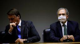 Não queremos tirar 10 no fiscal e deixar brasileiros passando fome, diz Paulo Guedes