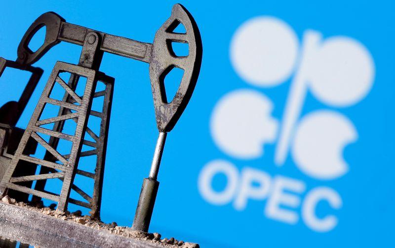 Preços do petróleo têm mínimas de 2 semanas com expectativa de que Opep+ aumente produção