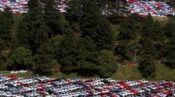 Produção e venda de veículos caem em fevereiro, diz Anfavea