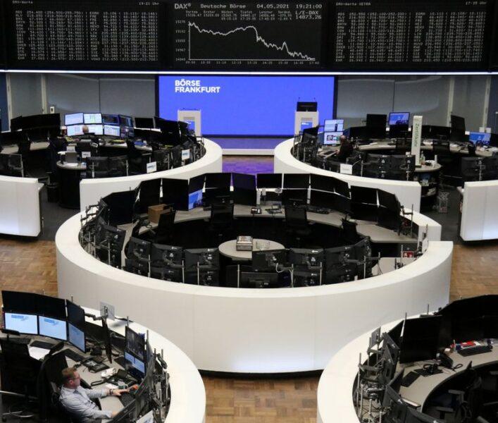 Índice europeu avança com otimismo sobre reabertura econômica; ações alemãs tocam máxima recorde
